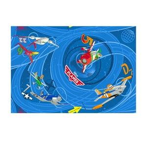 Dětský koberec Planes II 95x133 cm