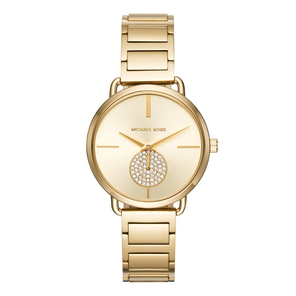 f6e3a05ef82 Dámské hodinky zlaté barvy Michael Kors