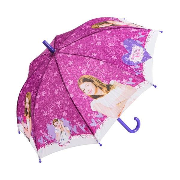 Dětský deštník Ambiance Violet a Rose