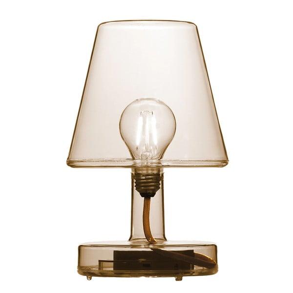 Stolní lampa Fatboy Transloetje Brown