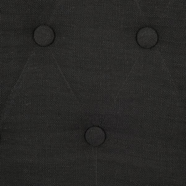Sada 2 černých židlí Vivonita Thena