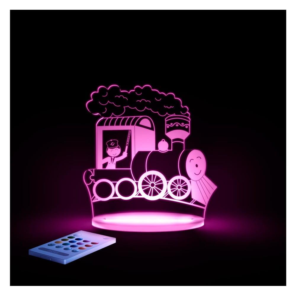 Dětské LED noční světýlko Aloka Train
