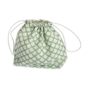 Geantă pentru rufe Iris Hantverk, verde