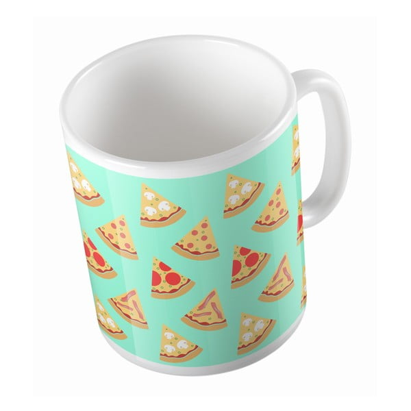 Keramický hrnek Tasty Pizza, 330 ml