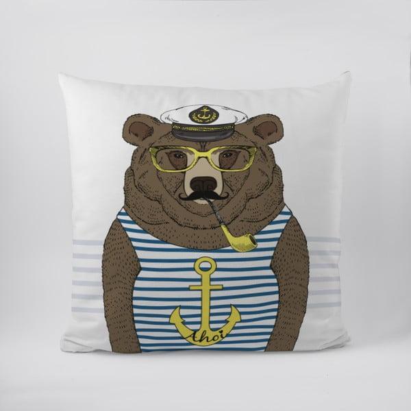 Polštář Butter Kings Bear Sailor