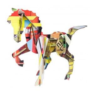 3D skládačka Totem Horse