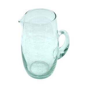Džbán z recyklovaného skla Ego Dekor, 1,1l