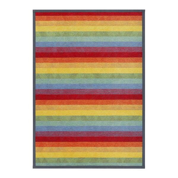 Oboustranný koberec Narma Luke Multi, 80 x 250 cm