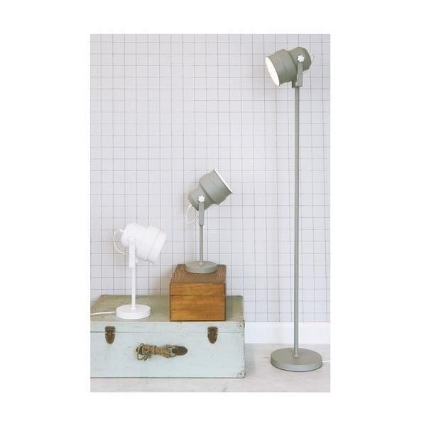 Bílá stojací lampa  Leitmotiv  Studio