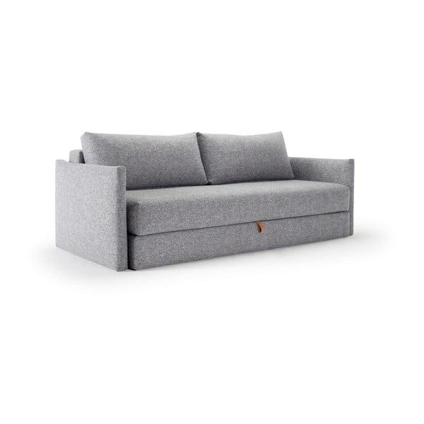 Tripi Twist Granite szürke kihúzható kanapé - Innovation