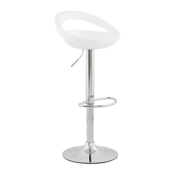 Bílá barová židle Kokoon Venus