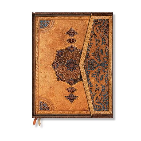 Diář pro rok 2015 Safavid 18x23 cm, verso výpis dnů