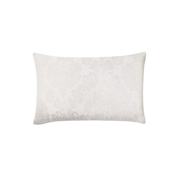 Povlak na polštář Jacquard White, 50x75 cm