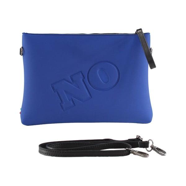 Neoprenové psaníčko Yes/No, modré