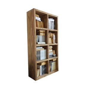 Knihovna z palisandrového dřeva Orchidea Milano Brooklyn