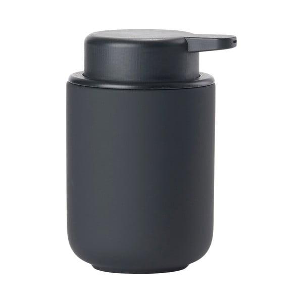Čierny dávkovač na mydlo Zone UME
