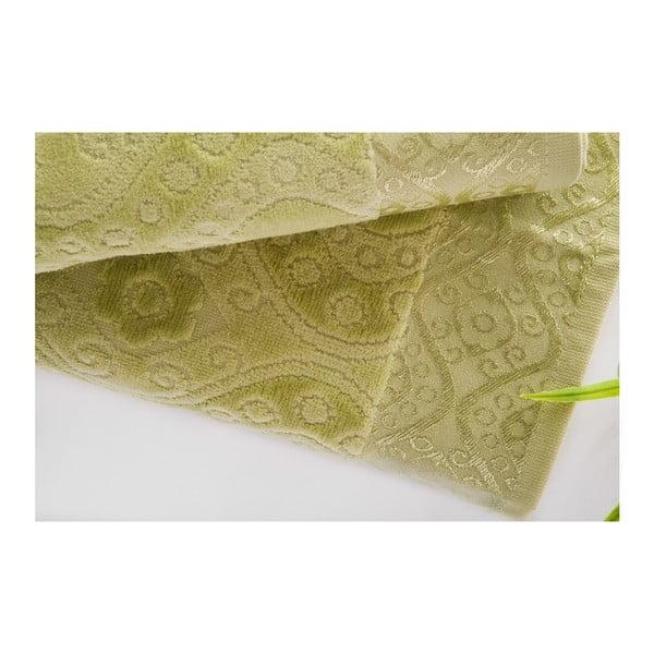Sada 2 osušek Sal Green, 50x90 cm a 70x140 cm