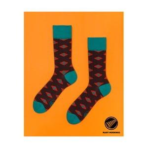 Ponožky Pumpkin Diamonds, vel. 43/46