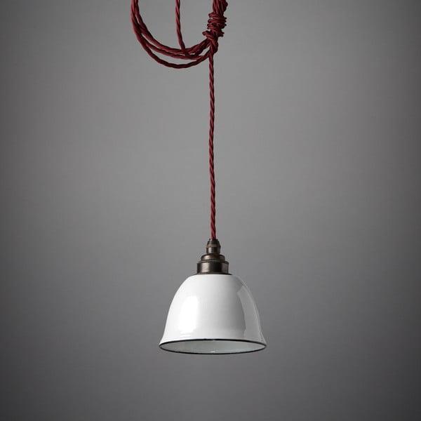 Závěsné světlo Miniature Bell White