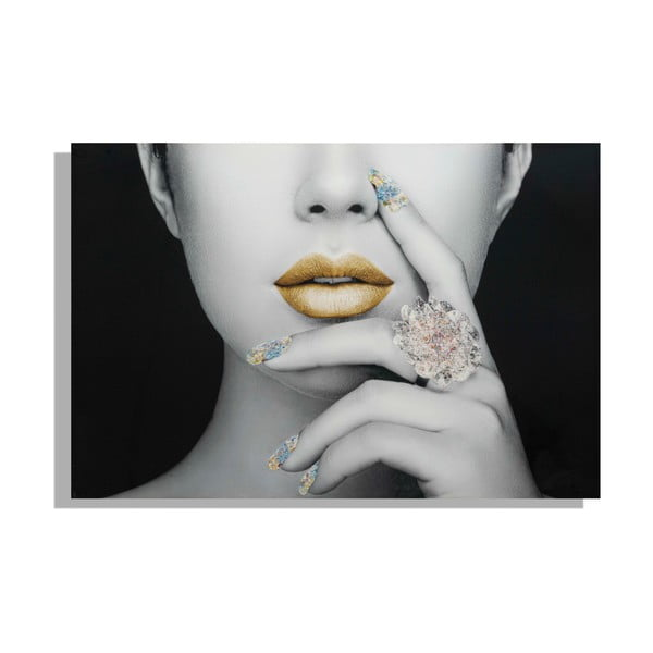 Obraz Lady Face MauroFerretti, 80x120cm