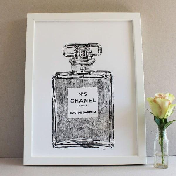 Plakát Perfume Bottle, 30x40 cm