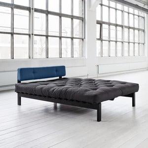 Postel Dubstep 140x200 cm, gray/royal