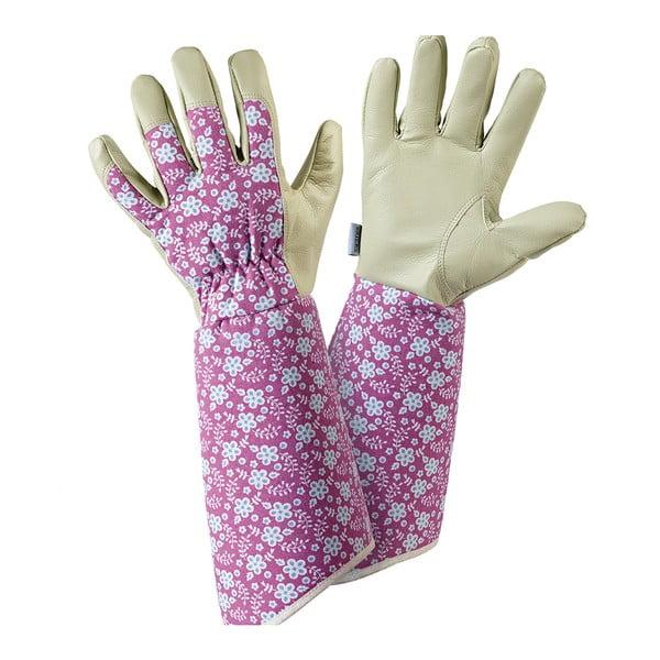 Dlouhé zahradnické rukavice Falling Flower