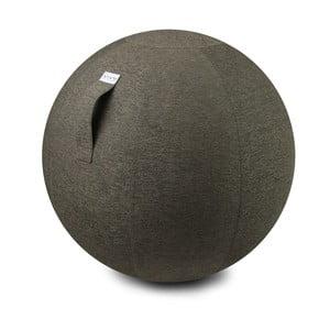 Šedo-béžový sedací míč VLUV Stov, Ø70- 75cm