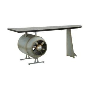 Jídelní stůl Mauro Ferretti Aviator, 181x70,5 cm