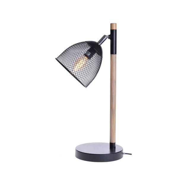 Stolní lampa Wire, černá