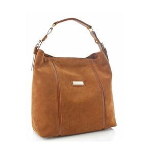Kožená kabelka Boscollo Honey 3189