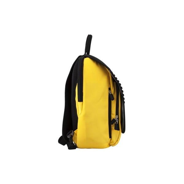 Pixelový batoh Pixelbag orange/black