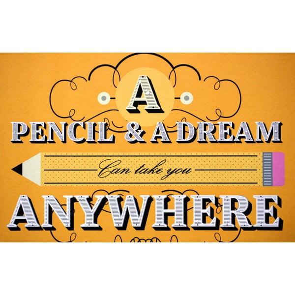Plakát The Dream, limitovaná edice