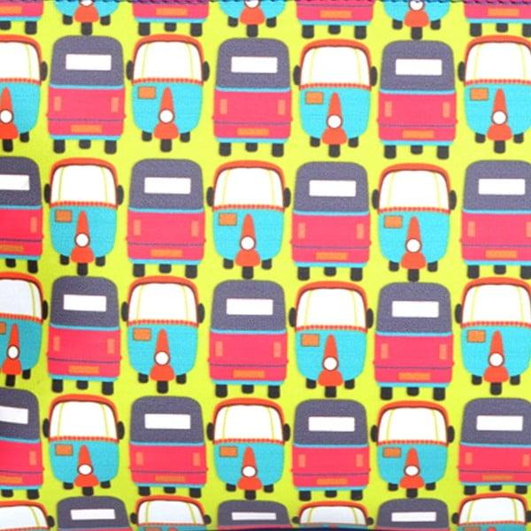 Psaníčko Jalebi Rickshaw