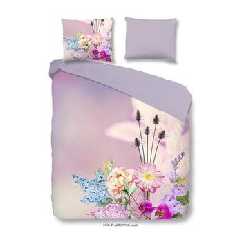 Lenjerie de pat din bumbac satinat Good Morning Leyada,, 200 x 240 cm