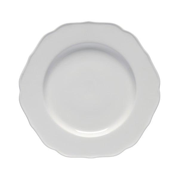 Porcelánový talíř Bianco Moderne, 27 cm