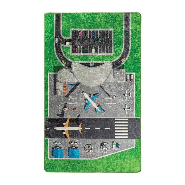 Detský koberec Airport, 100 × 160 cm