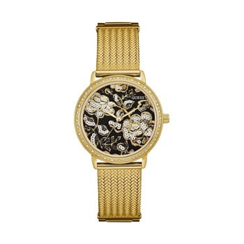 Ceas damă Guess W0822L2, curea metalică, auriu imagine