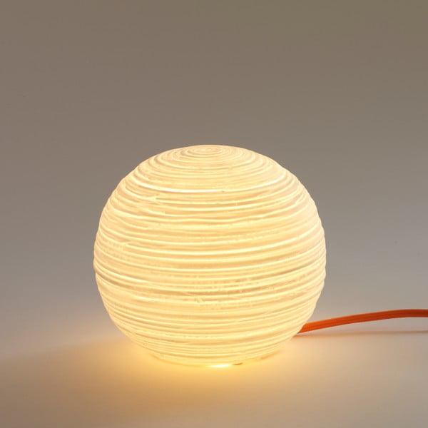 Stolní lampa Sphere Lines, 18 cm