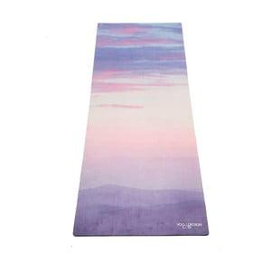 Podložka na jógu Yoga Design Lab Travel Breathe, 900g