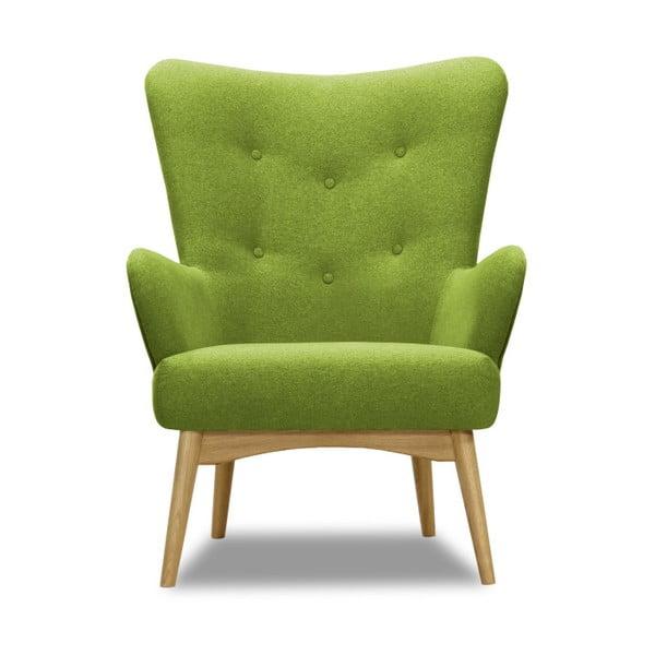 Uma zöld fotel - Vivonita