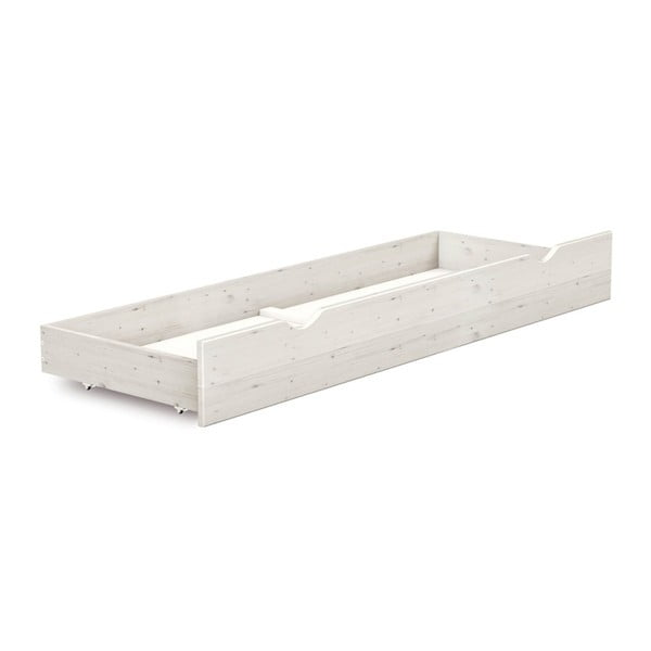 Bílá zásuvka pod postel Faktum Tomi