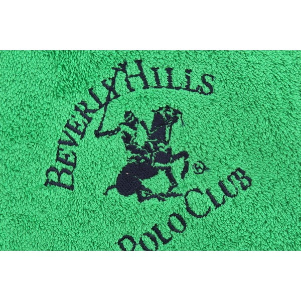 Bavlněný ručník BHPC 50x100 cm, zelený
