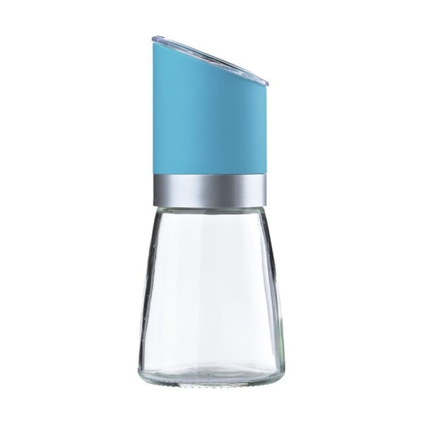 Keramický mlýnek na koření/sůl Confetti Turquoise