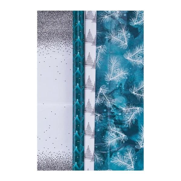 Sada 2 rolí balicího papíru Seasons vol.2, 0,7x5 m