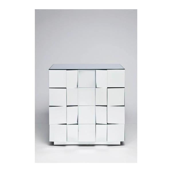 Komoda se 4 šuplíky Kare Design Illusion