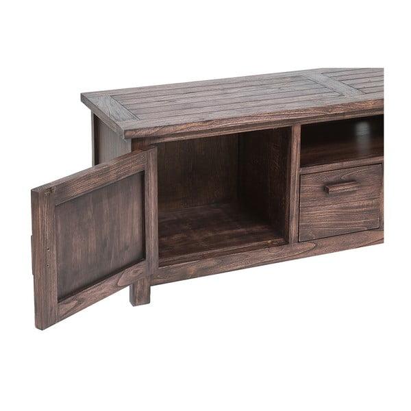 TV stolek ze dřeva mindi Santiago Pons Antalia