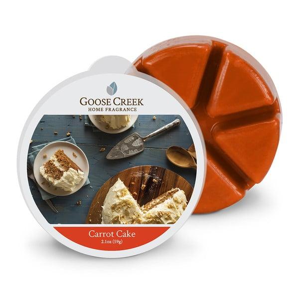 Wosk zapachowy do lampki aromatycznej Goose Creek Ciasto marchewkowe