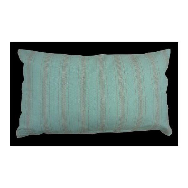 Polštář Linen Blue, 30x50 cm