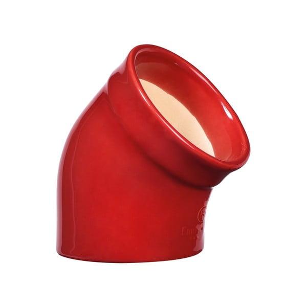Červená dóza na soľ Emile Henry